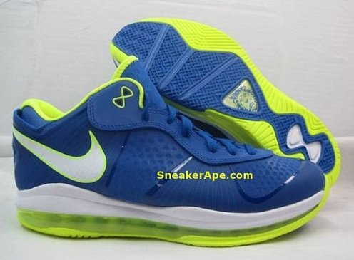 new product 2a3f7 dfe16 nike air max lebron 8 sprite