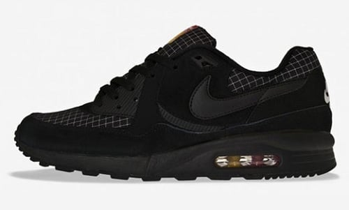Nike Air Max Light - Black/Black