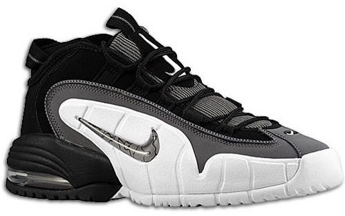 Nike Air Max Penny - Black/White
