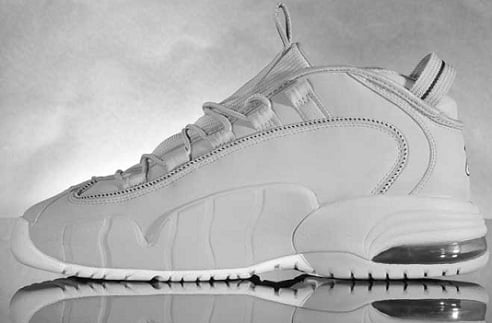 Nike Air Max Penny Wolf Grey/Black-White - Available Now