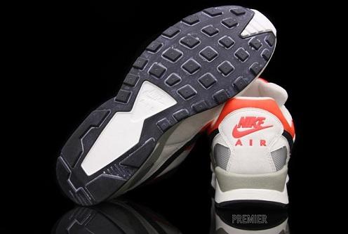 Nike Air Pegasus '92 - Sail/Crimson