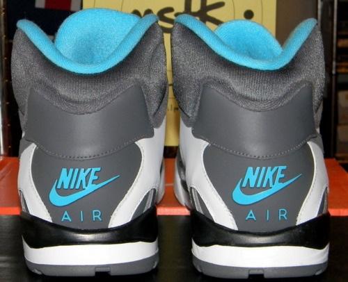 Nike Air Trainer SC II - White/Dark Grey-Chlorine Blue