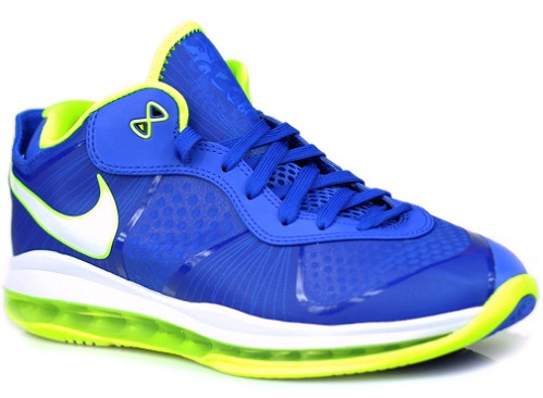 """Nike LeBron 8 V2 Low """"Sprite"""" - Limited Availability"""