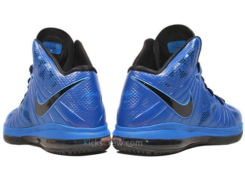 Nike Lebron 8 PS Varsity Royal/Black-Vibrant Blue Available Early
