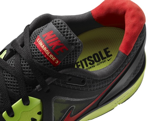 Nike Lunarglide 3 - A First Look