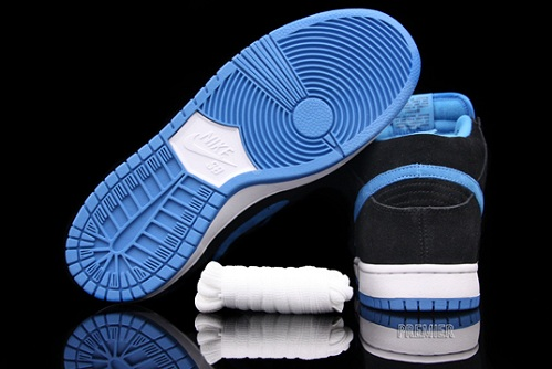 Nike SB Dunk Mid Black/Orion Blue - New Images