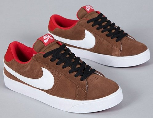 Nike SB V-Rod & Blazer Low - June 2011