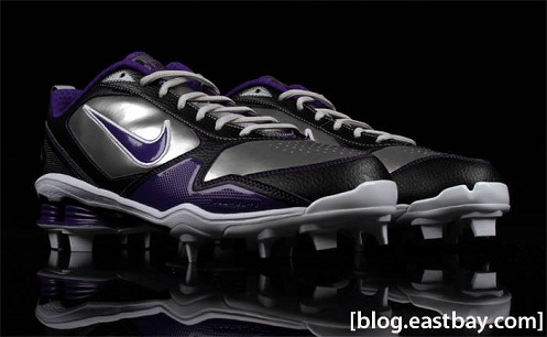 Nike Shox Fuse 2 Cleat - Troy Tulowitzki PE