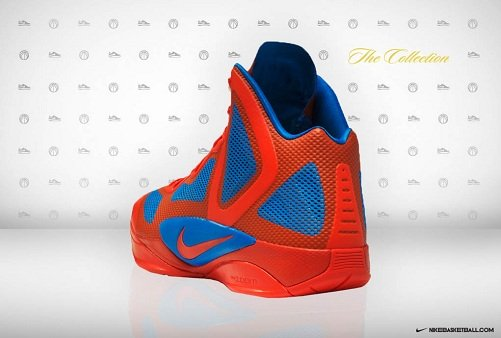 Nike Zoom Hyperfuse 2011 - Russell Westbrook Playoff PE