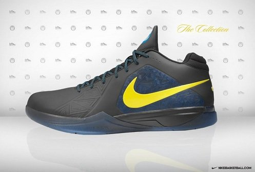 "Nike Zoom KD III ""Scoring Title"" - Road PE"