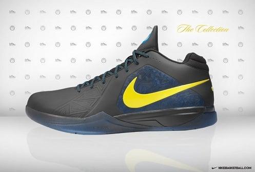 """Nike Zoom KD III """"Scoring Title"""" - Road PE"""