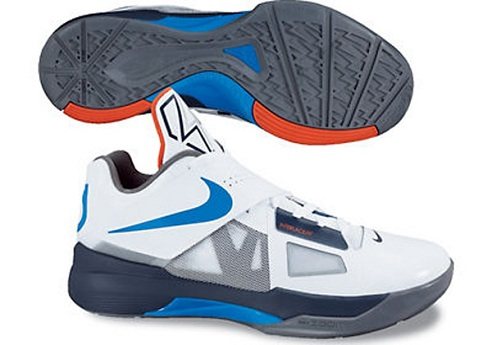 Nike Zoom KD IV - Spring 2012 Preview