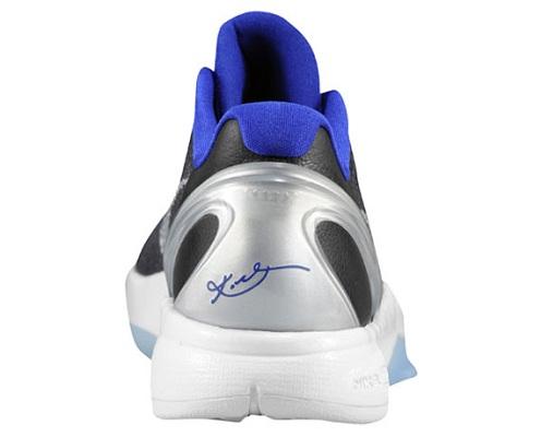 Nike Zoom Kobe VI Black/Metallic Silver-Concord-White Pre-Order
