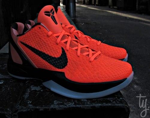 Nike Zoom Kobe VI - FC Barcelona