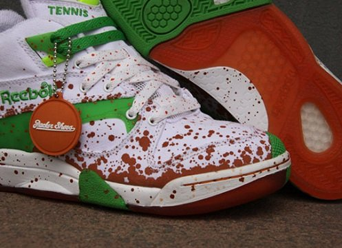 """Packer Shoes x Reebok Court Victory Pump """"French Open"""""""