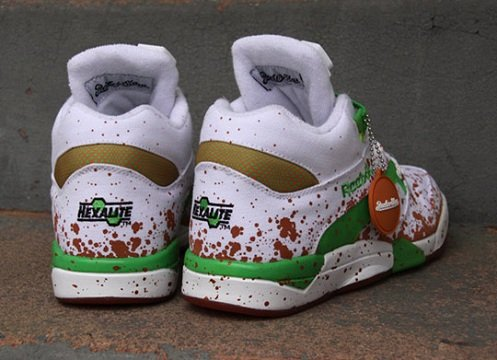 "Packer Shoes x Reebok Court Victory Pump ""French Open"""