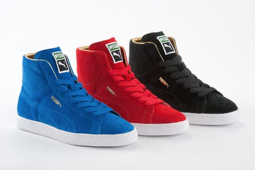 Puma Gold Classic Pack from The List Collection