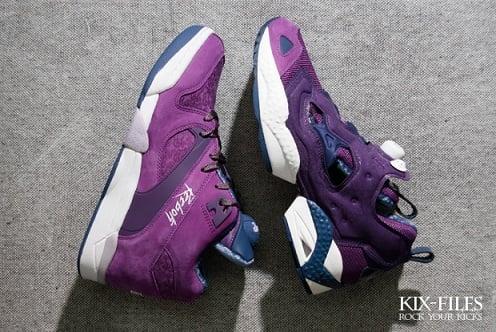 "Reebok ""Purple Rain"" Pack Available Now"