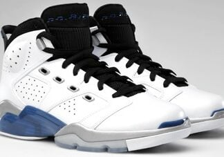 Release Reminder: Jordan 6-17-23 White/College Blue-Black