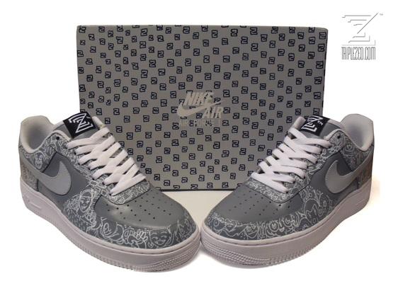 db465d89284f TRIPLEZED Custom Sneaker No. 81