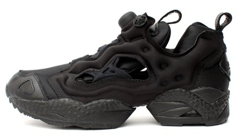 "United Arrows x Reebok Insta Pump Fury ""Blackout"""