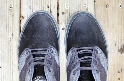 Vans Vault Chukka Standard Issue LX - Fall 2011
