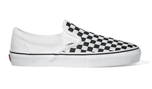 Vans Vault Classic Slip-On - Woven Check Pack