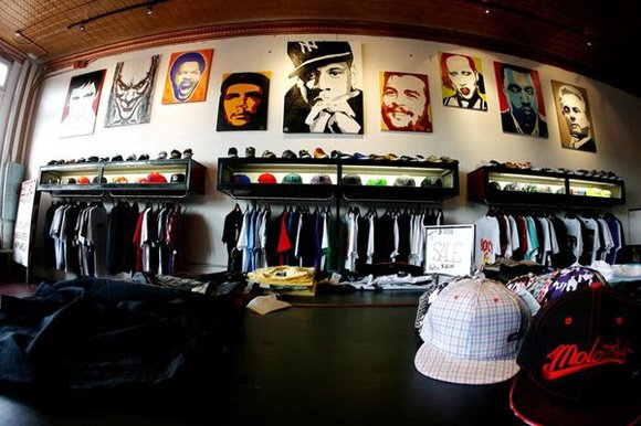 A-Front Sneaker Store