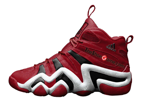 adidas Crazy 8 Quickstrike - Winter 2011