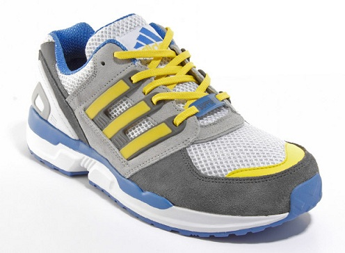 adidas EQT Support - Blue/Lemon