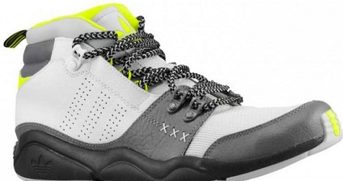 "adidas Originals Fortitude Mid ""Electricity"""