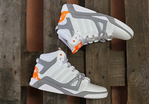 adidas Originals LQC - White/Grey/Orange