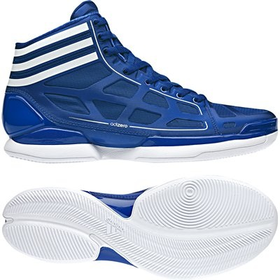 adidas adiZero Crazy Light - Royal Blue/White