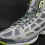 adidas AdiZero Crazy Light Lead White Electricity