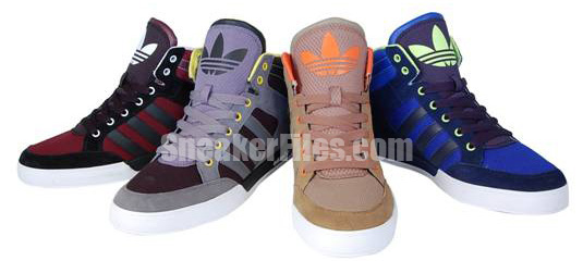 adidas Originals May Hard Court Hi Pack