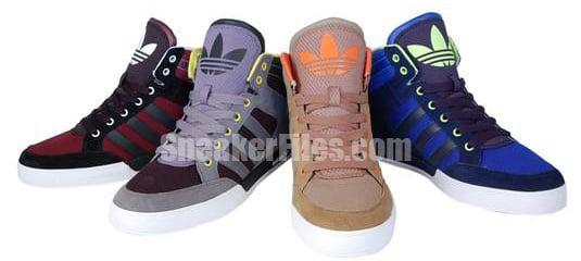 adidas Originals May Hard Court Hi Pack