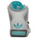 adidas Roundhouse Mid Iron White Reef