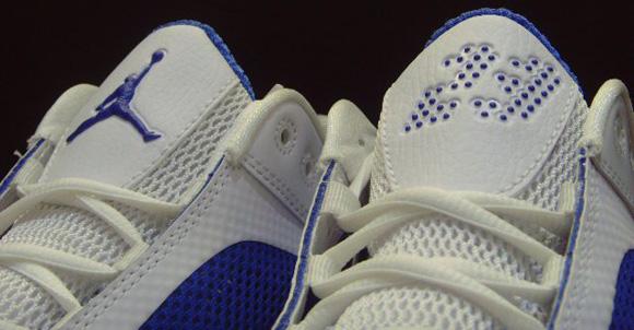 Air Jordan 2011 Quick Fuse White Varsity Royal Blue