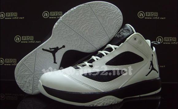 Air Jordan 2011 Quick Fuse White Black