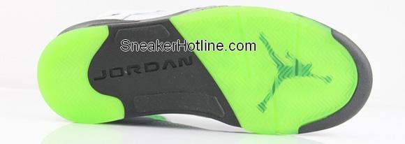 Air Jordan V (5) Quai 54 Release Date New Images