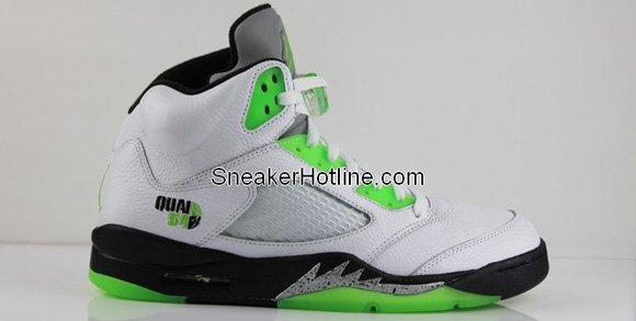 Air Jordan V (5) Quai 54 Release Date New Images