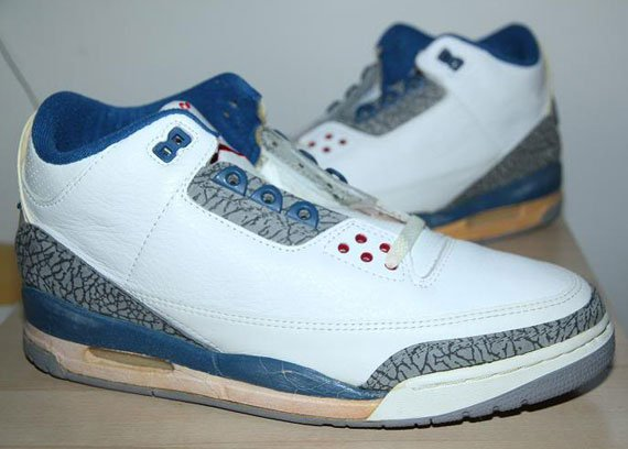 size 40 7f391 30c37 Air Jordan III (3) - OG 'True Blue' - Available | SneakerFiles
