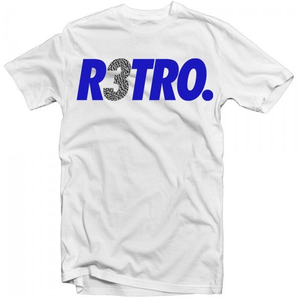 Capital Brand 'R3TRO' Tee - Available Now