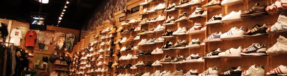 DTLR Duluth Sneaker Store
