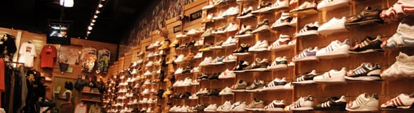 DTLR Lithonia Sneaker Store