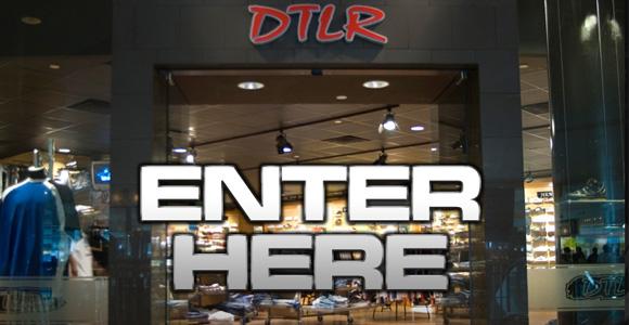 DTLR Morrow Sneaker Store