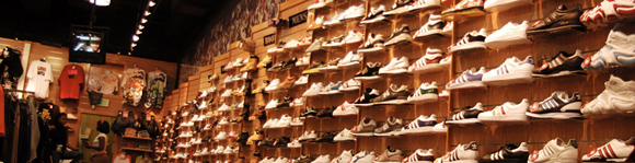 DTLR Stone Mountain Sneaker Store