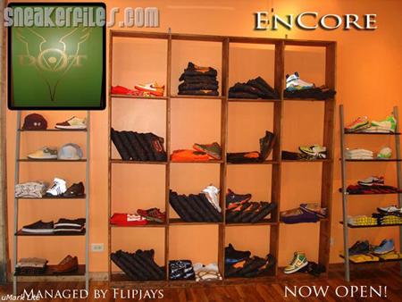 EnCore Sneaker Store