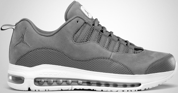 Jordan CMFT Air Max 10 Cool Grey Cool Grey-White July 2011