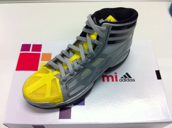 miadidas adiZero Crazy Light Samples - New Images and Release Info